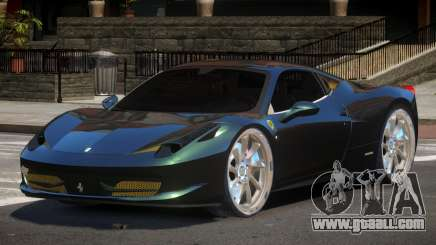 Ferrari 458 R-Tuned for GTA 4