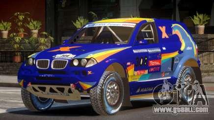 BMW X3 xDrive 28i for GTA 4