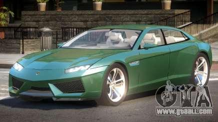 Lamborghini Estoque ST for GTA 4