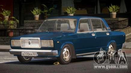 VAZ 2107 CK for GTA 4
