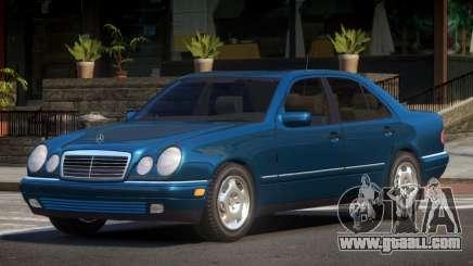 Mercedes-Benz E280 ST for GTA 4