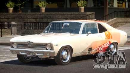 Chevrolet Nova RT PJ6 for GTA 4