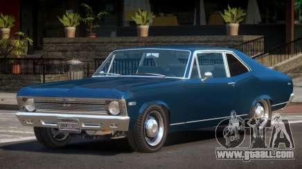 Chevrolet Nova RT for GTA 4
