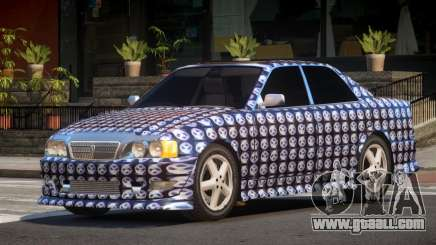 Toyota Chaser LR PJ5 for GTA 4
