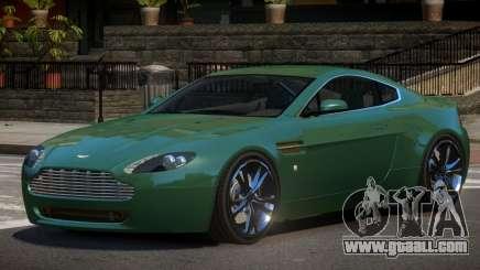 Aston Martin Vantage V1.2 for GTA 4
