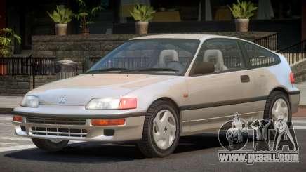 Honda CRX Si-R for GTA 4