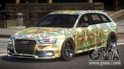 Audi RS4 GST PJ1 for GTA 4