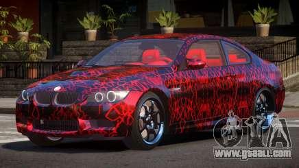 BMW M3 E92 R-Tuned PJ1 for GTA 4