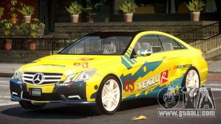 Mercedes Benz E500 LT PJ3 for GTA 4