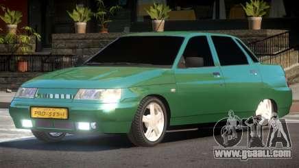 Lada 110 V1.0 for GTA 4