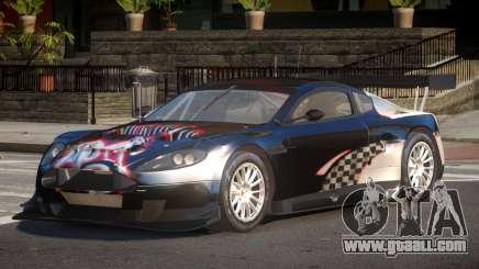 Aston Martin DBR9 G-Sport PJ3 for GTA 4