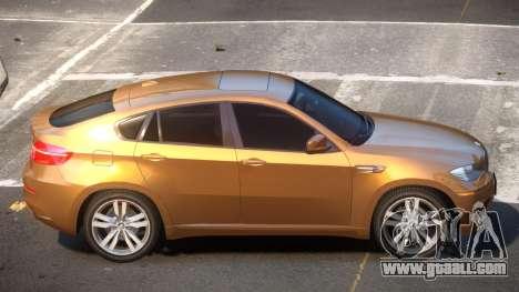BMW X6M NR V1.0 for GTA 4