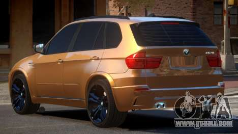 BMW X5M NR for GTA 4
