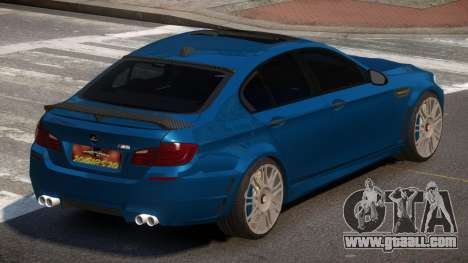 BMW M5 F10 H-Style for GTA 4