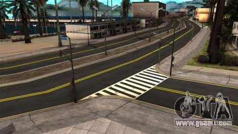 Stringer HQ ROADS - by Stringer for GTA San Andreas