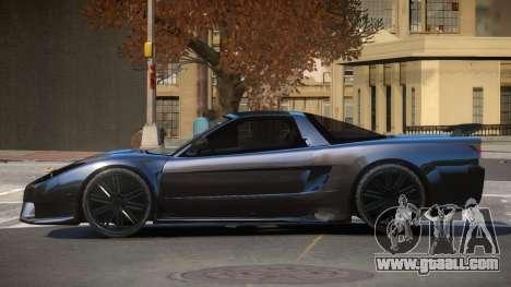 Acura NSX SR for GTA 4