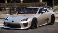 Lexus LFA RT