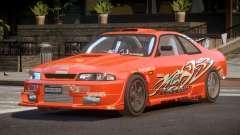 Nissan Skyline R33 RTI PJ2 for GTA 4
