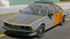 GTA V Ubermacht Zion Classic (IVF) for GTA San Andreas