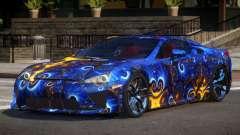 Lexus LFA R-Tuned PJ3 for GTA 4