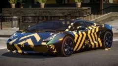 Lamborghini Gallardo GS PJ3 for GTA 4