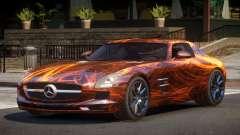 Mercedes Benz SLS AMG GS PJ1 for GTA 4