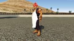 Akuma Gouki Chef Tekken 7 for GTA San Andreas