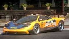 McLaren F1 BS PJ5 for GTA 4