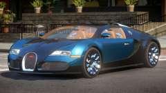Bugatti Veyron GST for GTA 4