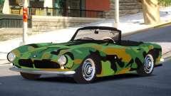 1958 BMW 507 PJ3 for GTA 4