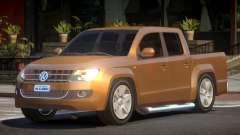 Volkswagen Amarok TDI RT for GTA 4