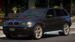 BMW X5 E53 for GTA 4
