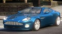 Aston Martin Vanquish GT for GTA 4