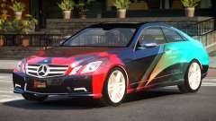 Mercedes E500 MS PJ5 for GTA 4