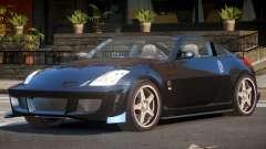 Nissan 350Z SP for GTA 4
