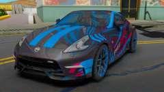 2018 Nissan 370z Nismo for GTA San Andreas