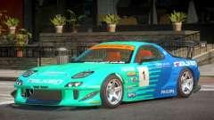 Mazda RX7 SP PJ4 for GTA 4