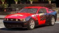 Ford Mustang MS PJ2 for GTA 4