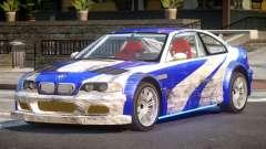 BMW M3 E46 GTR PJ4 for GTA 4