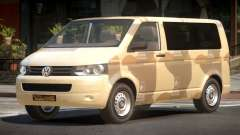 Volkswagen Transporter T5 MS PJ2 for GTA 4
