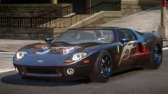 2005 Ford GT PJ1 for GTA 4