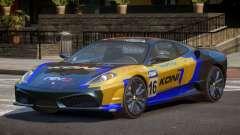 Ferrari F430 BS PJ4 for GTA 4