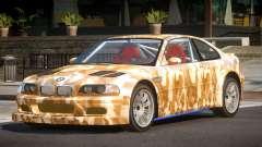 BMW M3 E46 GTR PJ5 for GTA 4