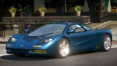 McLaren F1 PSI for GTA 4