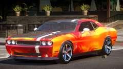 Dodge Challenger 392 GST PJ3 for GTA 4