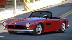 1958 BMW 507 for GTA 4