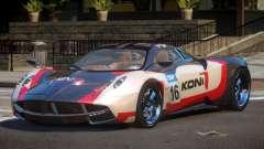 Pagani Huayra PSI PJ1 for GTA 4