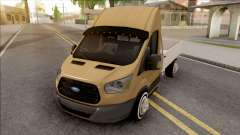 Ford Transit 330S Single Cabin Modified Version for GTA San Andreas