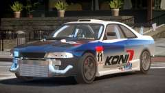 Nissan Skyline R33 RTI PJ4 for GTA 4