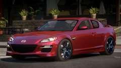 Mazda RX8 L-Tuned for GTA 4